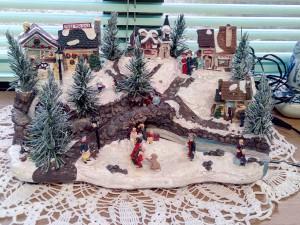 クリスマスの飾り物