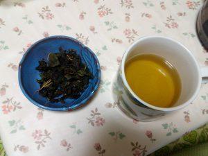 クワの葉茶 2016/07/03